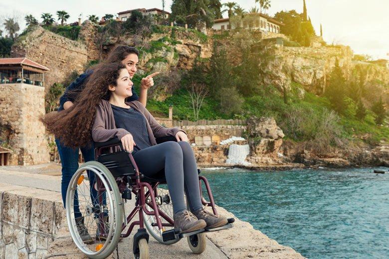 Escursioni accessibili ai disabili
