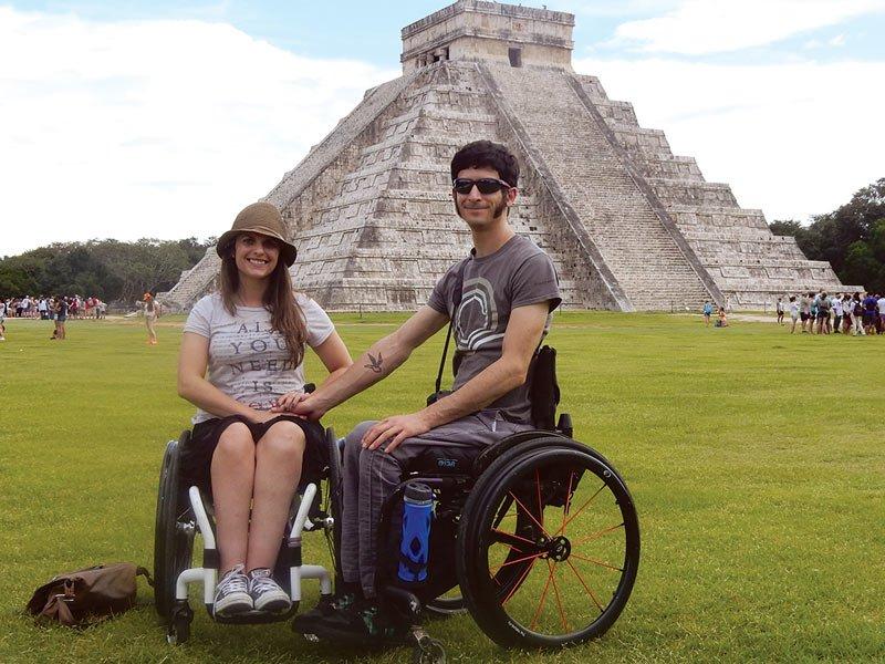escursioni accessibili carrozzina