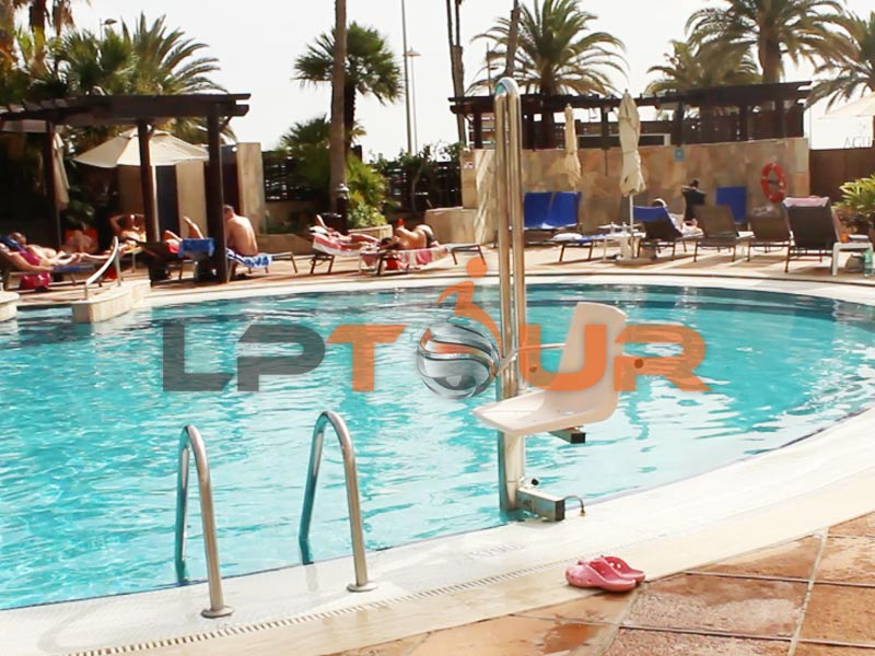 Gran canaria albergo accessibile 4 playa del ingles - Piscina laghetto playa prezzo ...