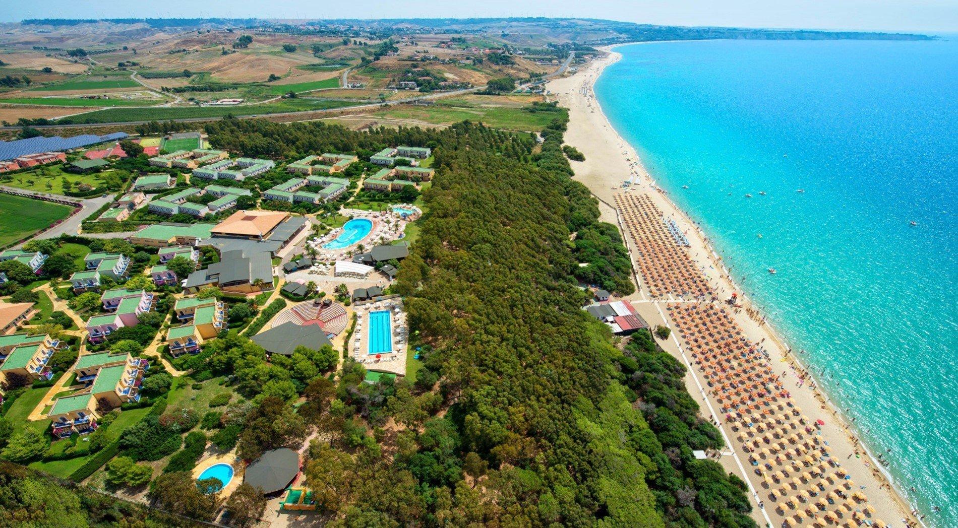 Villaggio per disabili in calabria hotel per disabili in for Piscina olimpionica crotone