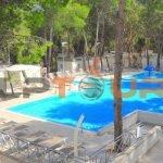 piscina accessibile resort