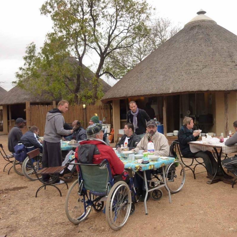 Safari accessibile ai disabili safari per disabili in for Soggiorni per disabili