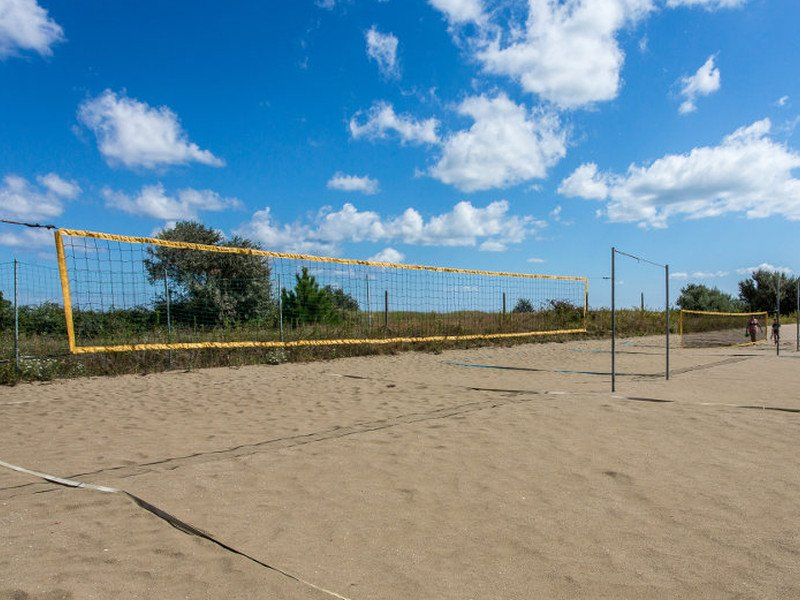 Area beach volley