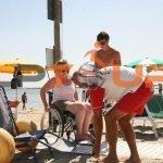 Sedia Job in spiaggia