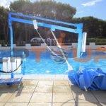 Sollevatore in piscina