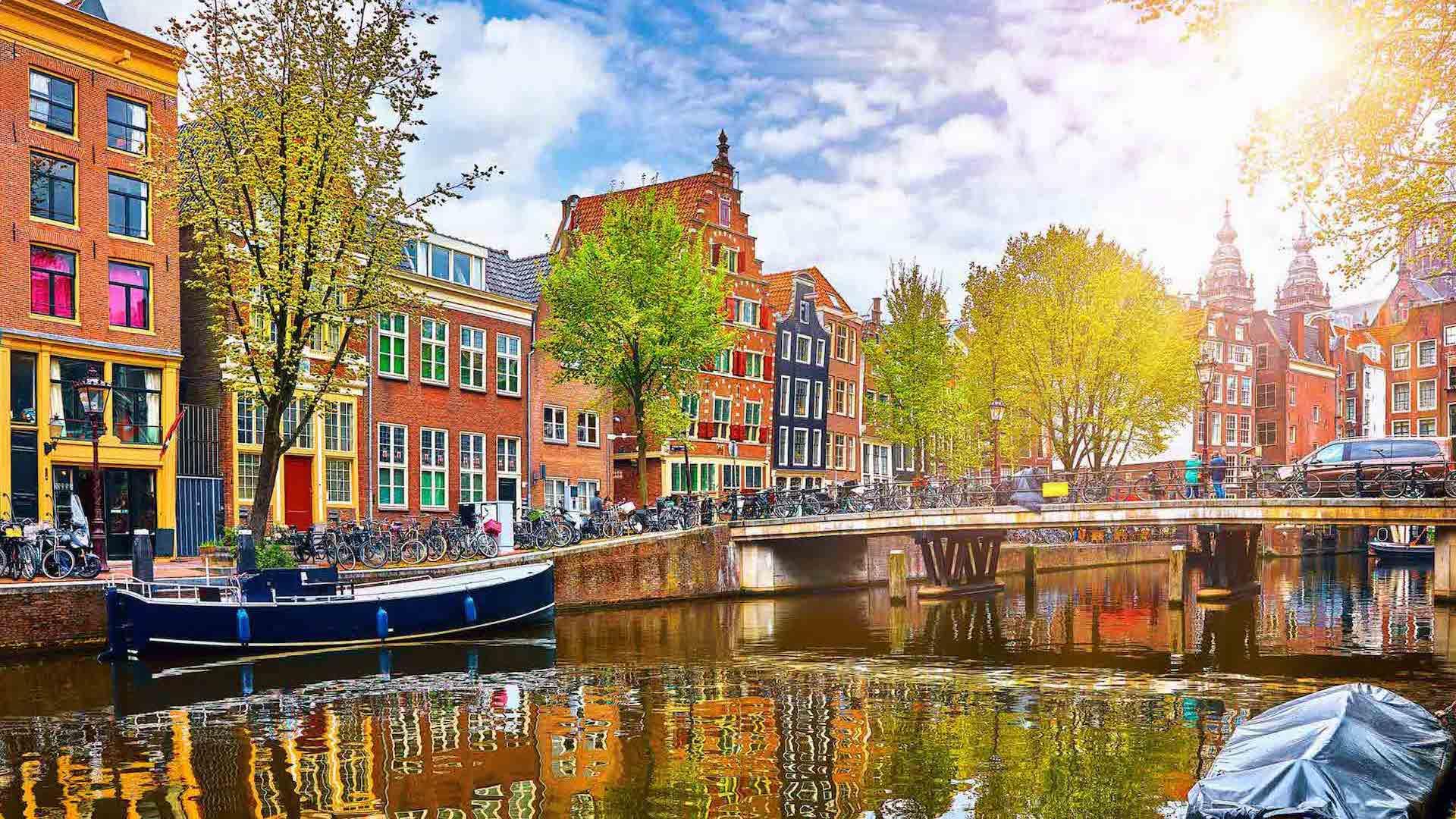 Viaggio di gruppo accessibile in carrozzina ad Amsterdam